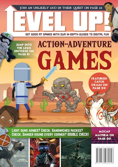 Level Up!: Action-Adventure Games