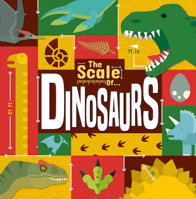 The Scale of: Dinosaurs
