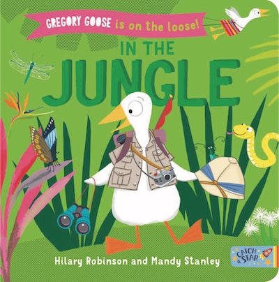 Gregory Goose is on the loose! In the Jungle!
