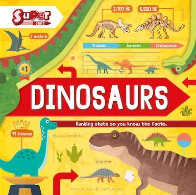Super Stats! Dinosaurs