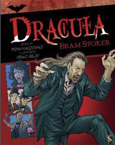 Classic Comix: Dracula