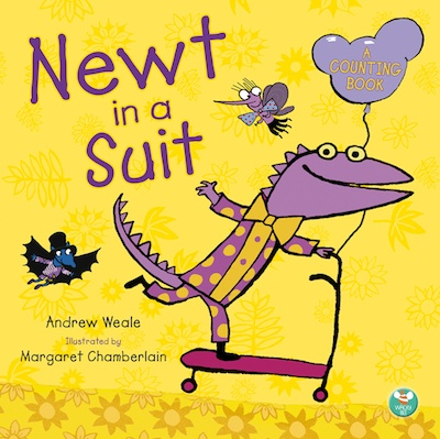 Newt in a Suit
