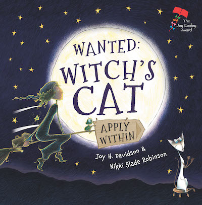 Wanted – Witch's Cat Apply Within
