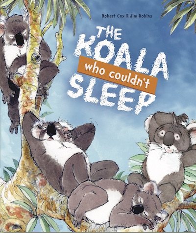 The Koala Who Couldn't Sleep