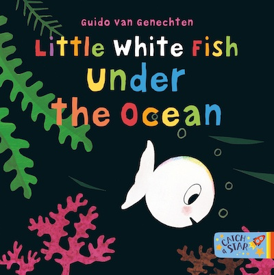 Little White Fish Under the Ocean