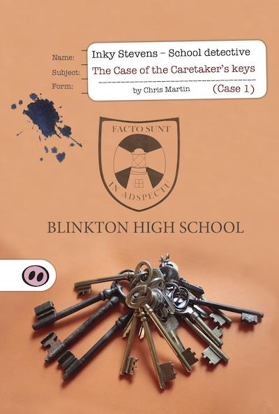 Inky Stevens – The Case of the Caretaker's Keys