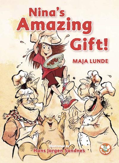 Nina's Amazing Gift