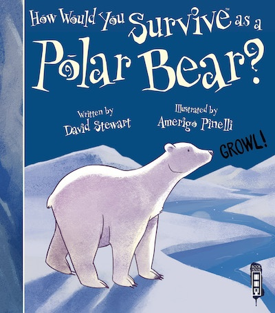 How Would You Survive as a Polar Bear?