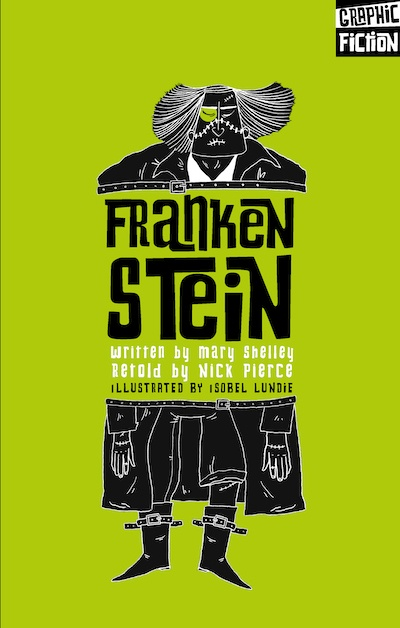Graphic Fiction – Frankenstein