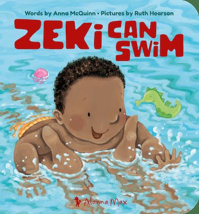 Zeki Can Swim