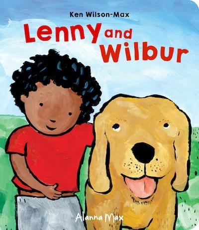 Lenny and Wilbur – BIG book