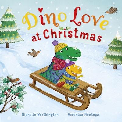 Dino Love at Christmas